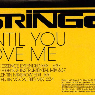 4 Strings UNTIL YOU LOVE ME Vinyl Record