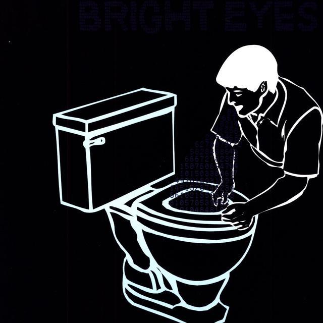 Bright Eyes DIGITAL ASH IN A DIGITAL URN Vinyl Record