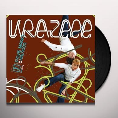 Sylvie Marks & Hal9000 KRAZZEE Vinyl Record