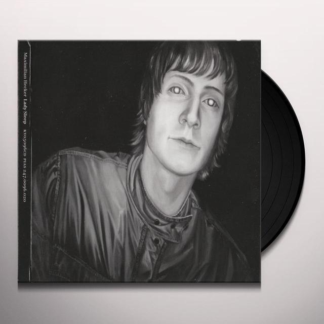 Maximilian Hecker LADY SLEEP Vinyl Record