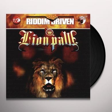 RIDDIM DRIVEN: LION PAW / VARIOUS Vinyl Record