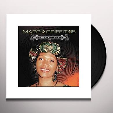 Marcia Griffiths SHINING TIME Vinyl Record