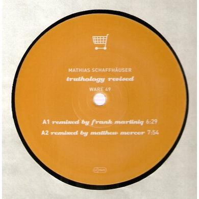 Mathias Schaffhauser TRUTHOLOGY Vinyl Record