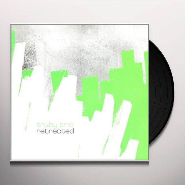Truby Trio RETREATED Vinyl Record