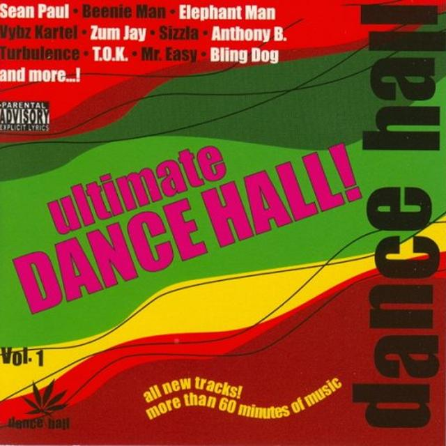 ULTIMATE DANCE HALL 1 / VARIOUS Vinyl Record