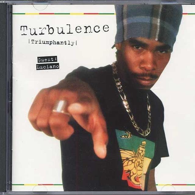 Turbulence TRIUMPHANTLY Vinyl Record