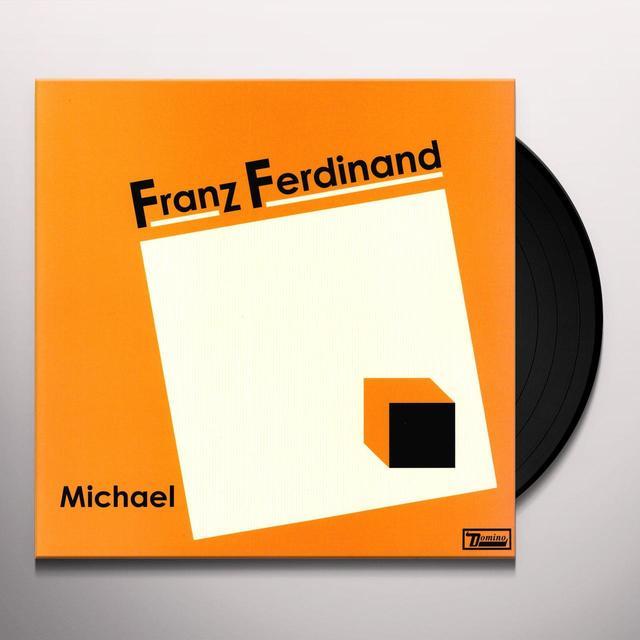 Franz Ferdinand MICHAEL Vinyl Record