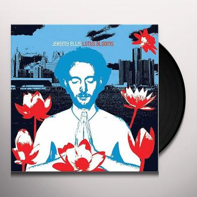 Jeremy Ellis LOTUS BLOOMS Vinyl Record