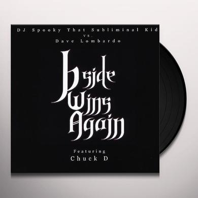 Dave Dj Spooky / Lombardo B-SIDE WINS AGAIN Vinyl Record
