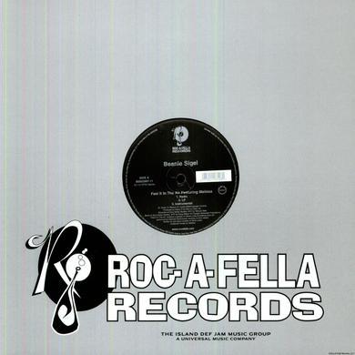 Beanie Sigel FEEL IT IN THE AIR (X3) Vinyl Record