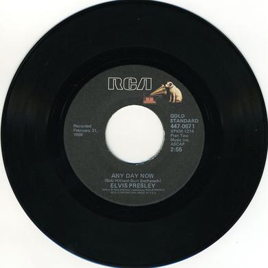 Elvis Presley IN THE GHETTO Vinyl Record