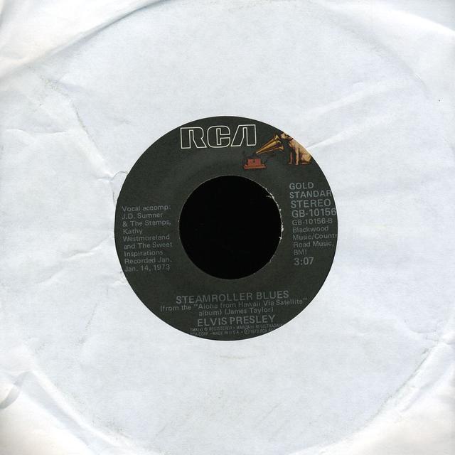 Elvis Presley BURNING LOVE Vinyl Record