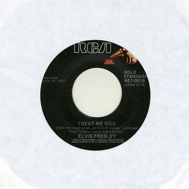 Elvis Presley JAILHOUSE ROCK Vinyl Record
