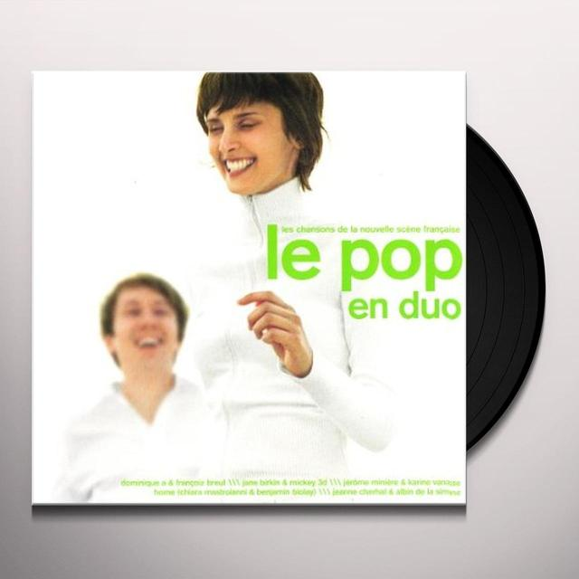 LE POP EN DUO / VARIOUS Vinyl Record