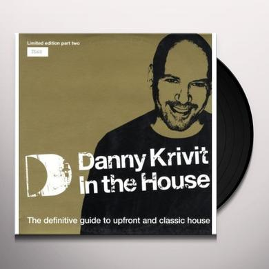 Danny Krivit IN THE HOUSE 2 Vinyl Record - UK Release
