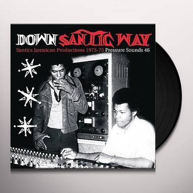 DOWN SANTIC WAY / VARIOUS Vinyl Record