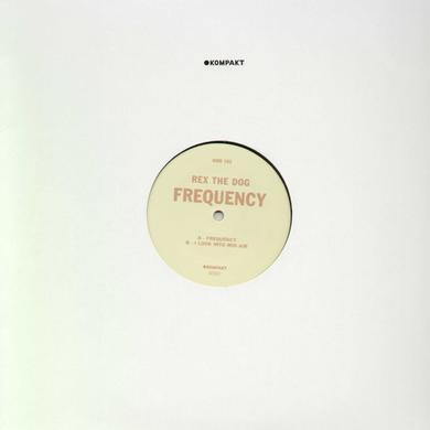 Rex The Dog FREQUENCY Vinyl Record