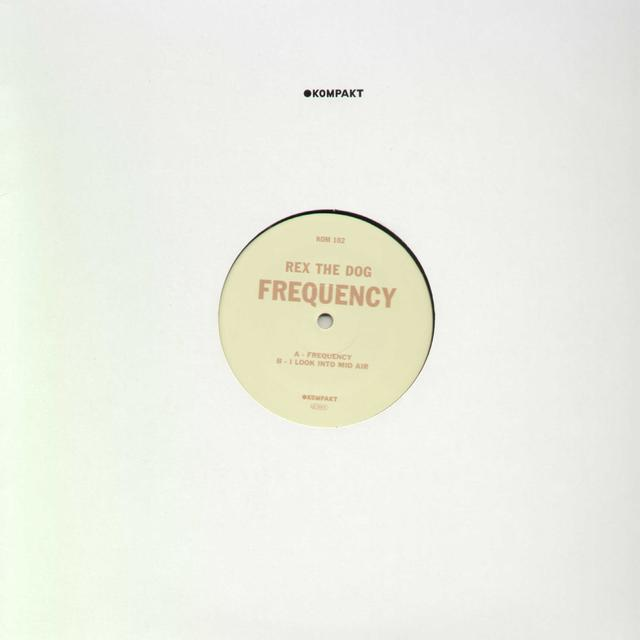 Rex The Dog FREQUENCY (EP) Vinyl Record