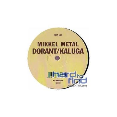 Mikkel Metal DORANT/KALUGA Vinyl Record