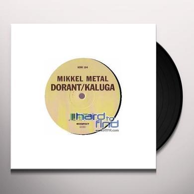 Mikkel Metal DORANT/KALUGA (EP) Vinyl Record