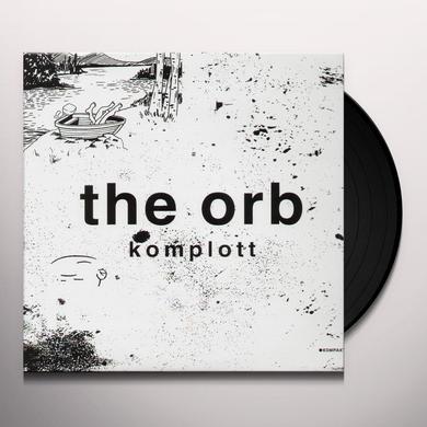 Orb KOMPLOTT Vinyl Record