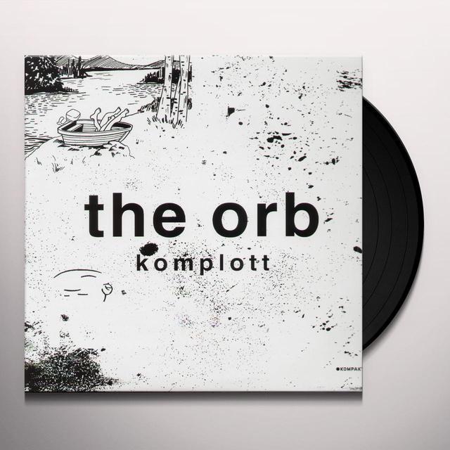 Orb KOMPLOTT (EP) Vinyl Record