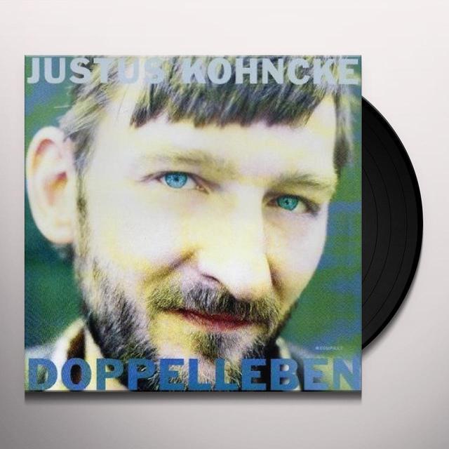Justus Köhncke DOPPELLEBEN Vinyl Record