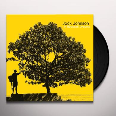Jack Johnson IN BETWEEN DREAMS Vinyl Record