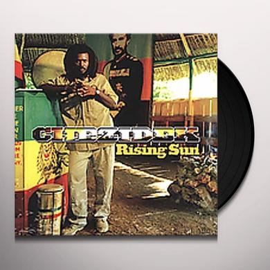 Chezidek RISING SUN Vinyl Record