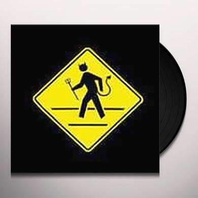 Yellow 5 DEMON CROSSING Vinyl Record