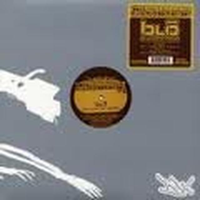 Perceptionists BLO (X4) / LETS MOVE (X4) Vinyl Record
