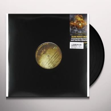BLACK MARKET MILITIA Vinyl Record