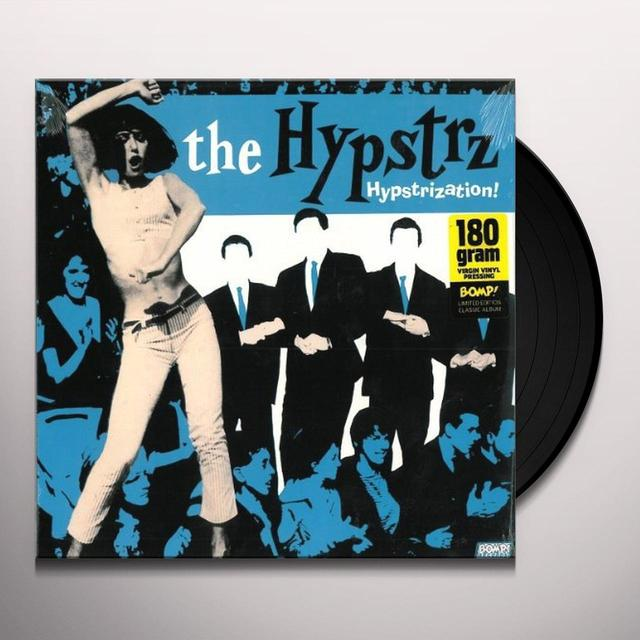 Hypstrz HYPSTRIZATION Vinyl Record - Remastered