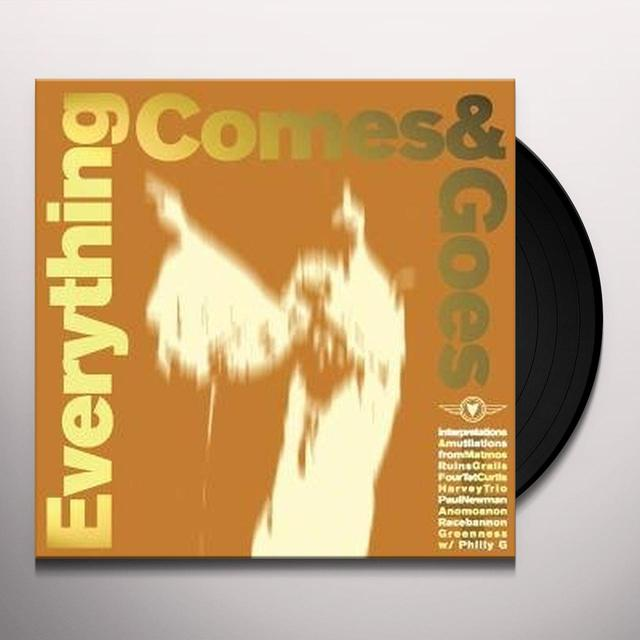 EVERYTHING COMES & GOES / VARIOUS Vinyl Record