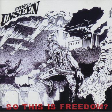 Unseen SO THIS IS FREEDOM Vinyl Record