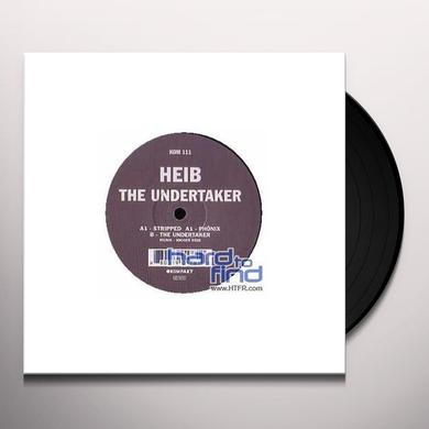 Heib UNDERTAKER Vinyl Record