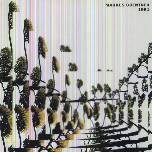 Markus Guentner 1981 (EP) Vinyl Record