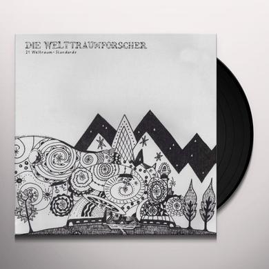 Die Weltrraumforscher 21 WELTRAUM: STANDARDS Vinyl Record