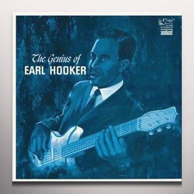 GENIUS OF EARL HOOKER Vinyl Record - Colored Vinyl