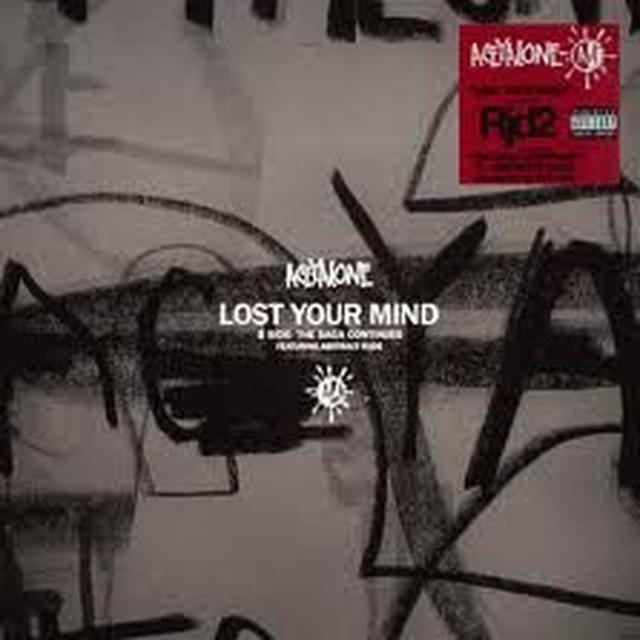 Aceyalone LOST YOUR MIND / THE SAGA CONTINUES Vinyl Record
