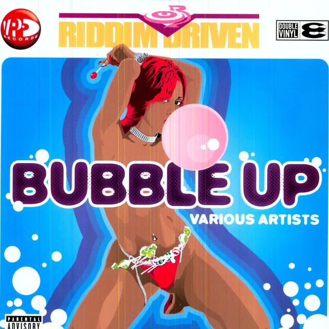 RIDDIM DRIVEN: BUBBLE UP / VARIOUS (BONUS TRACKS) Vinyl Record