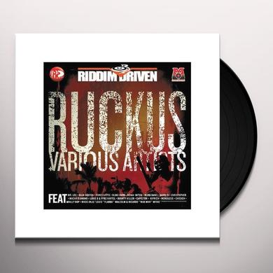 RIDDIM DRIVEN: RUCKUS / VARIOUS (BONUS TRACKS) Vinyl Record