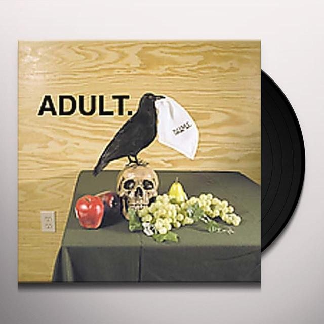 ADULT. DUME Vinyl Record
