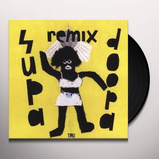Les George Leningrad SOOPA DOOPA Vinyl Record