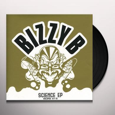 Bizzy B SCIENCE 4 Vinyl Record