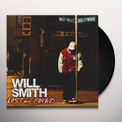 Will Smith LOST & FOUND Vinyl Record