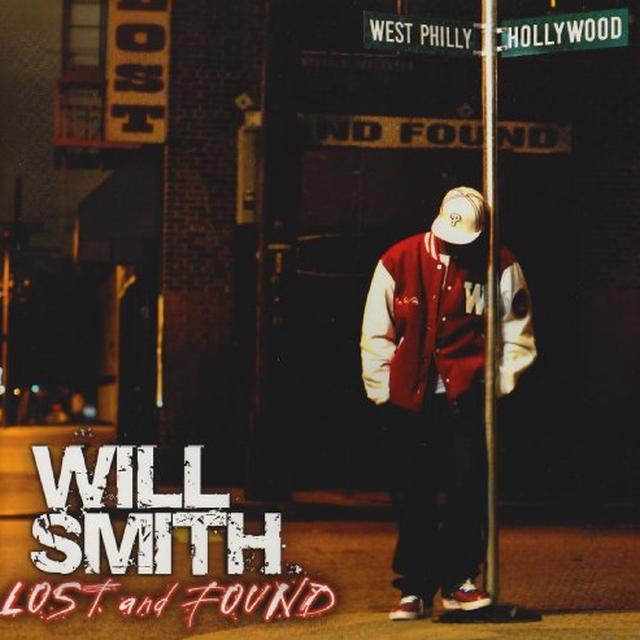 Will Smith LOST & FOUND Vinyl Record