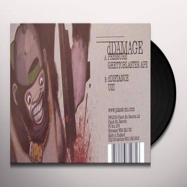 Ddamage PRESSURE (Vinyl)