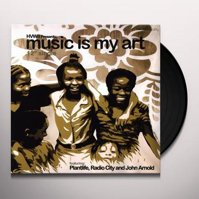 HVW8 COMPILATION SAMPLER / VARIOUS Vinyl Record
