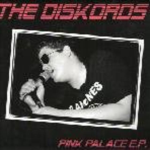 Diskords PINK PALACE Vinyl Record